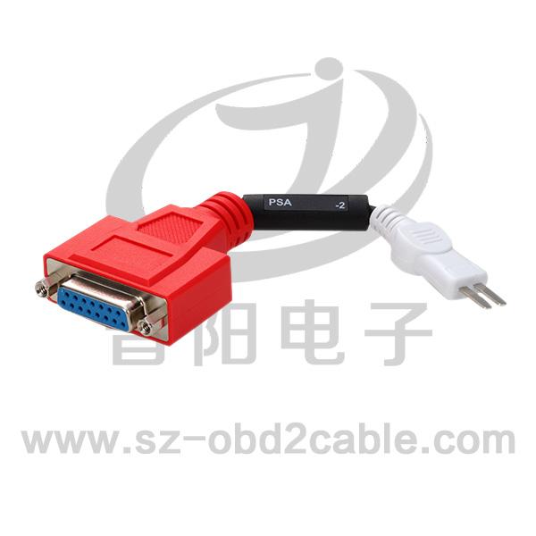 DB15F-富康2P